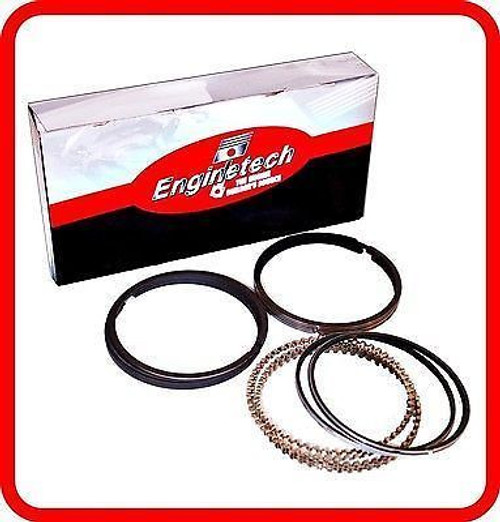 1993 Mitsubishi Expo 2.4L Engine Piston Ring Set S86534 -6