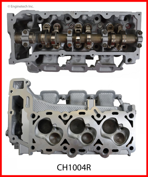 2010 Jeep Liberty 3.7L Engine Cylinder Head Assembly CH1004R -39