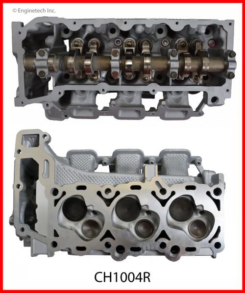 2011 Ram 1500 3.7L Engine Cylinder Head Assembly CH1004R -42