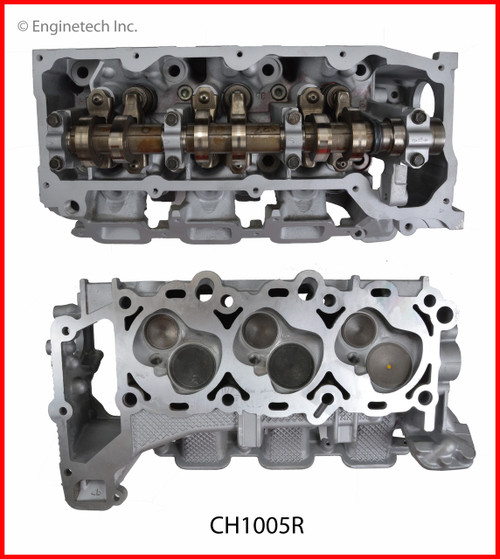 2012 Ram 1500 3.7L Engine Cylinder Head Assembly CH1005R -45