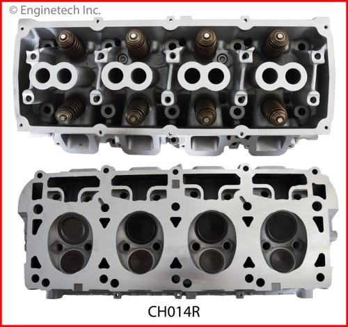 2012 Ram 2500 5.7L Engine Cylinder Head Assembly CH1014R -50
