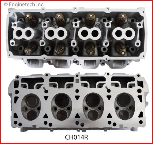 2014 Ram 1500 5.7L Engine Cylinder Head Assembly CH1014R -68