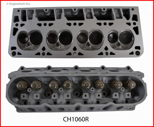 2007 Saab 9-7x 5.3L Engine Cylinder Head Assembly CH1060R -198