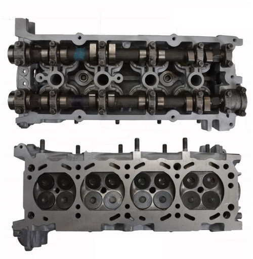 1995 Nissan Altima 2.4L Engine Cylinder Head Assembly CH1069R -3