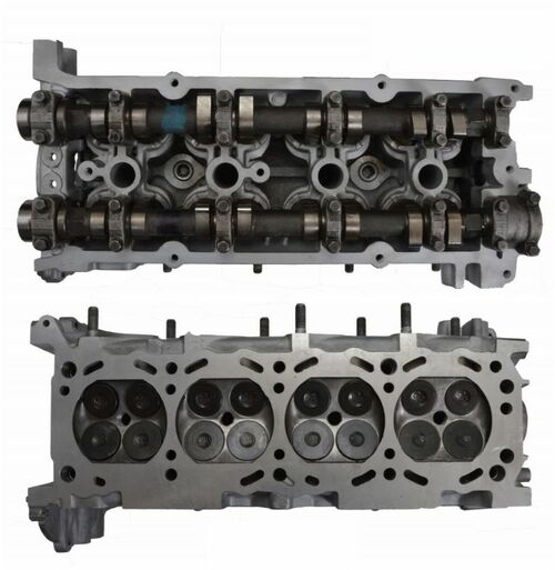 1996 Nissan Altima 2.4L Engine Cylinder Head Assembly CH1069R -4