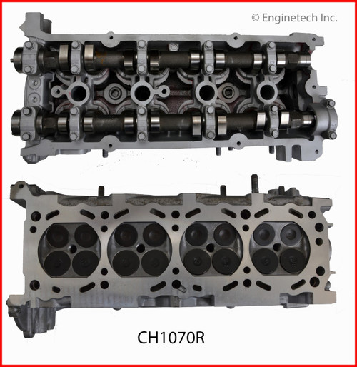 1998 Nissan Altima 2.4L Engine Cylinder Head Assembly CH1070R -1