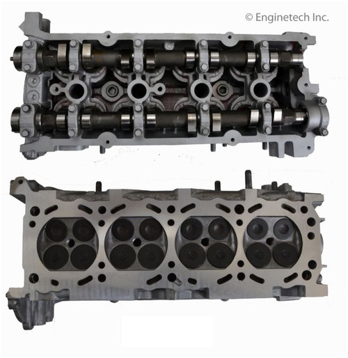 2000 Nissan Altima 2.4L Engine Cylinder Head Assembly CH1070R -3