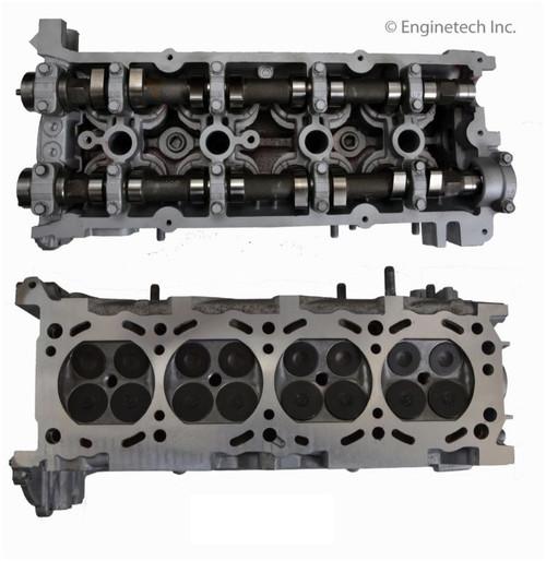 2001 Nissan Altima 2.4L Engine Cylinder Head Assembly CH1070R -4