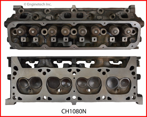 1994 Jeep Grand Cherokee 5.2L Engine Cylinder Head Assembly CH1080N -45