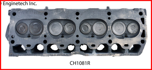 1990 Jeep Wrangler 2.5L Engine Cylinder Head Assembly CH1081R -17