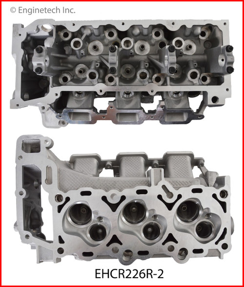 2011 Ram 1500 3.7L Engine Cylinder Head EHCR226R-2 -42