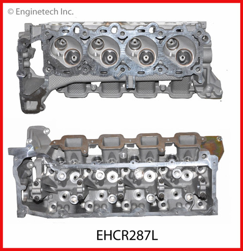 2006 Mitsubishi Raider 4.7L Engine Cylinder Head EHCR287L -34