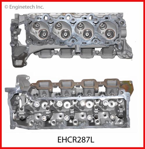 2007 Mitsubishi Raider 4.7L Engine Cylinder Head EHCR287L -44