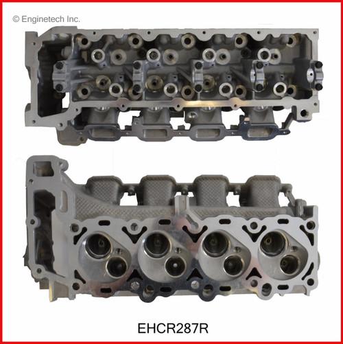 2006 Mitsubishi Raider 4.7L Engine Cylinder Head EHCR287R -34