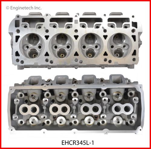 2006 Jeep Commander 5.7L Engine Cylinder Head EHCR345L-1 -24
