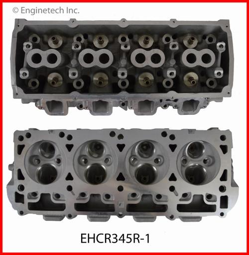 2005 Jeep Grand Cherokee 5.7L Engine Cylinder Head EHCR345R-1 -14