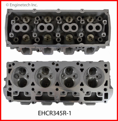 2006 Jeep Grand Cherokee 5.7L Engine Cylinder Head EHCR345R-1 -25