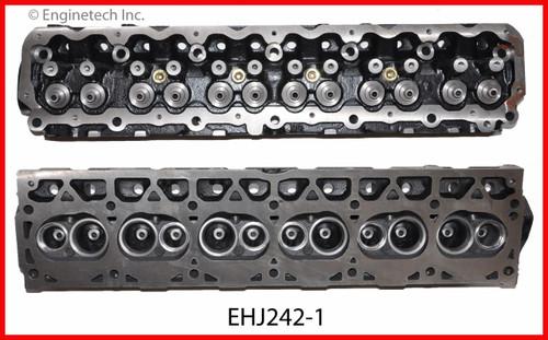 1999 Jeep Cherokee 4.0L Engine Cylinder Head EHJ242-1 -1