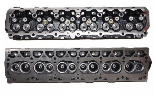 2004 Jeep Wrangler 4.0L Engine Cylinder Head EHJ242-1 -15