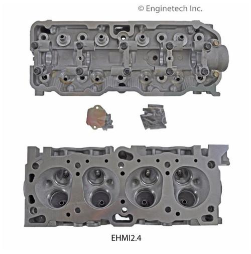 1991 Mitsubishi Mighty Max 2.4L Engine Cylinder Head EHMI2.4 -6