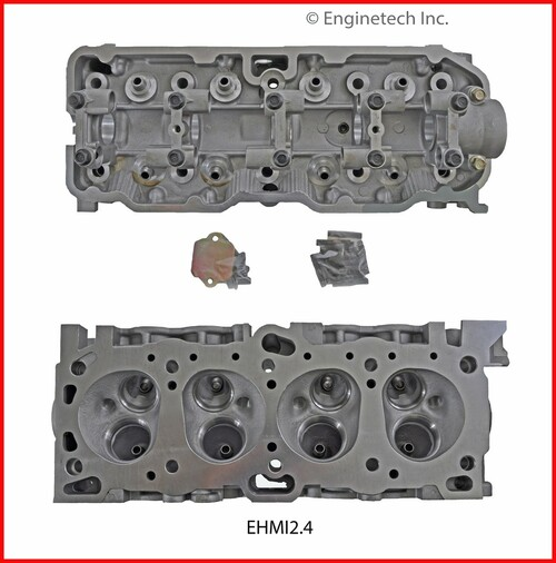 1994 Mitsubishi Mighty Max 2.4L Engine Cylinder Head EHMI2.4 -11