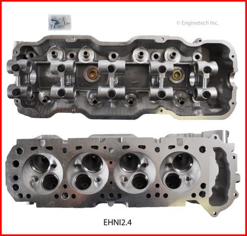 1986 Nissan D21 2.4L Engine Cylinder Head EHNI2.4 -5