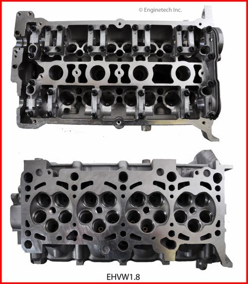 1999 Volkswagen Passat 1.8L Engine Cylinder Head EHVW1.8 -4