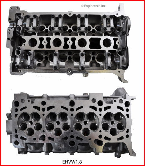 2000 Volkswagen Golf 1.8L Engine Cylinder Head EHVW1.8 -7