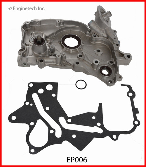 2004 Hyundai Santa Fe 2.4L Engine Oil Pump EP006 -12