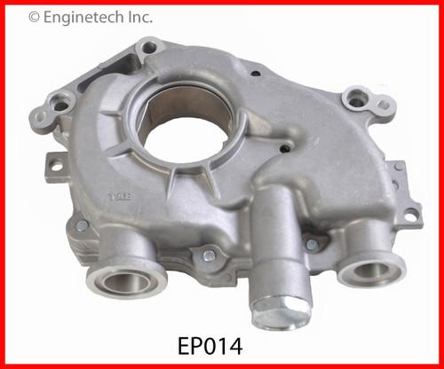 2014 Nissan Xterra 4.0L Engine Oil Pump EP014 -41
