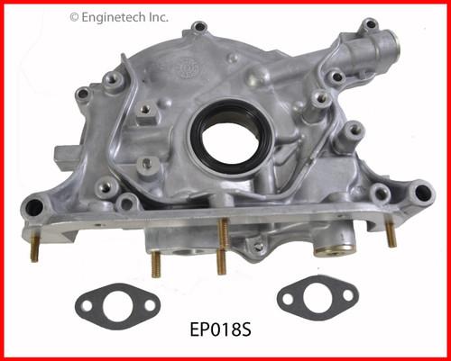 1998 Honda CR-V 2.0L Engine Oil Pump EP018S -9