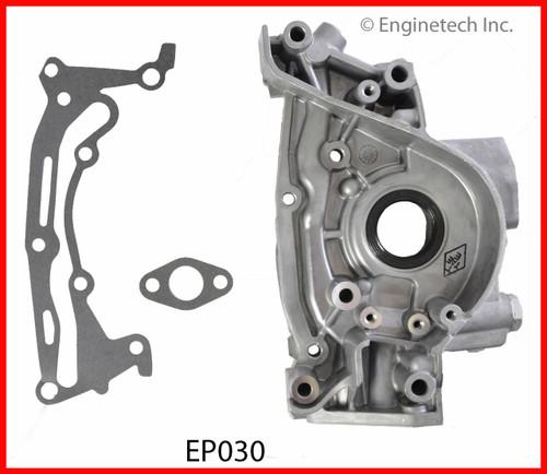 1994 Mitsubishi Montero 3.5L Engine Oil Pump EP030 -1