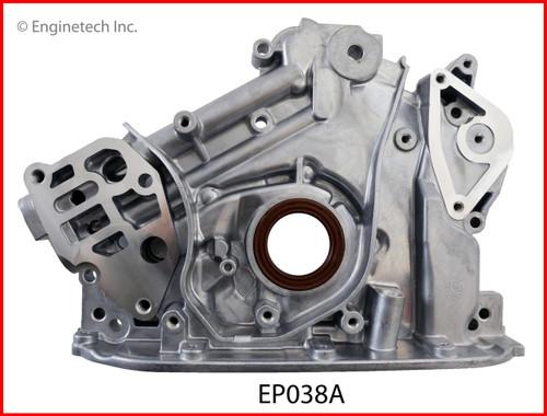 2003 Honda Pilot 3.5L Engine Oil Pump EP038A -6