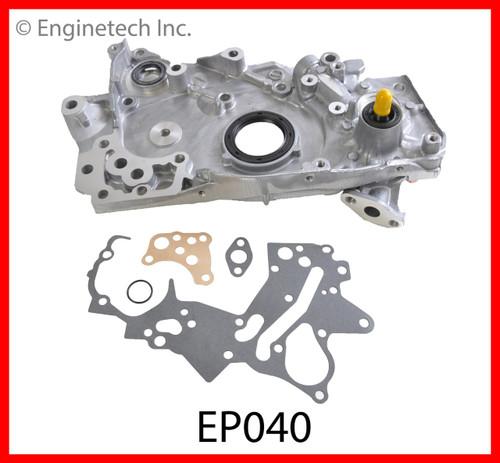 1999 Mitsubishi Galant 2.4L Engine Oil Pump EP040 -1