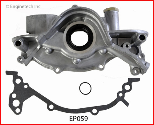 1987 Nissan 200SX 3.0L Engine Oil Pump EP059 -3