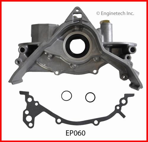 1988 Nissan Pathfinder 3.0L Engine Oil Pump EP060 -2