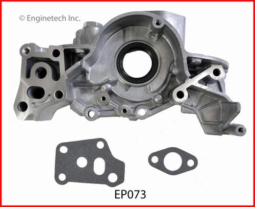1999 Mitsubishi Montero Sport 3.5L Engine Oil Pump EP073 -5