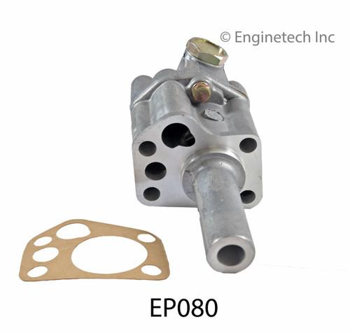 1985 Nissan 720 2.0L Engine Oil Pump EP080 -14