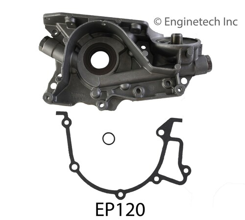 1985 Buick Skyhawk 1.8L Engine Oil Pump EP120 -13