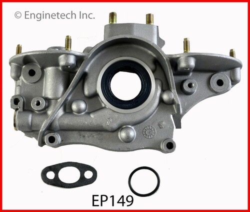 1986 Honda Wagovan 1.5L Engine Oil Pump EP149 -10