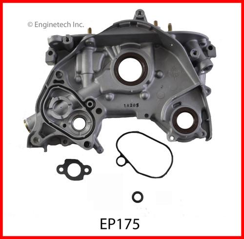 1993 Honda Prelude 2.2L Engine Oil Pump EP175 -11