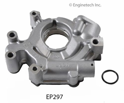 2009 Mitsubishi Raider 3.7L Engine Oil Pump EP297 -107