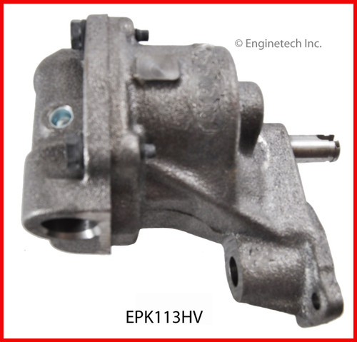 2013 Gmc Sierra Oil: 2013 GMC Savana 1500 4.3L Engine Oil Pump EPK113HV -652