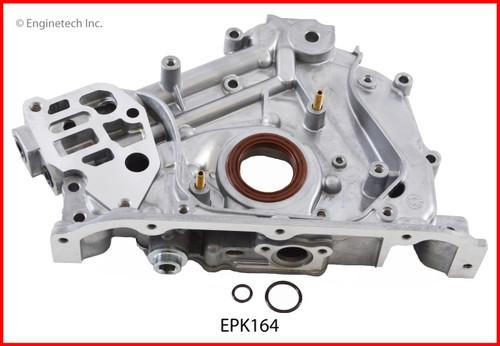 2007 Honda Pilot 3.5L Engine Oil Pump EPK164 -37