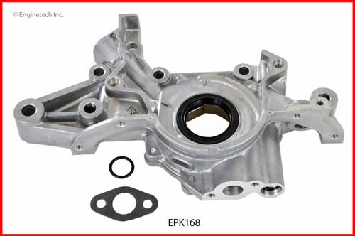 2009 Honda Accord 3.5L Engine Oil Pump EPK168 -11