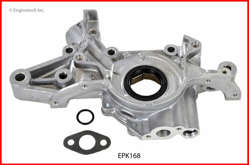 2010 Honda Accord 3.5L Engine Oil Pump EPK168 -21