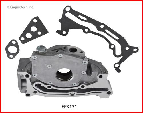 1999 Mitsubishi Montero 3.5L Engine Oil Pump EPK171 -3