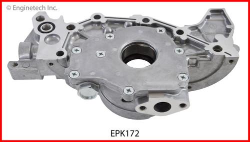 2008 Mitsubishi Galant 3.8L Engine Oil Pump EPK172 -22
