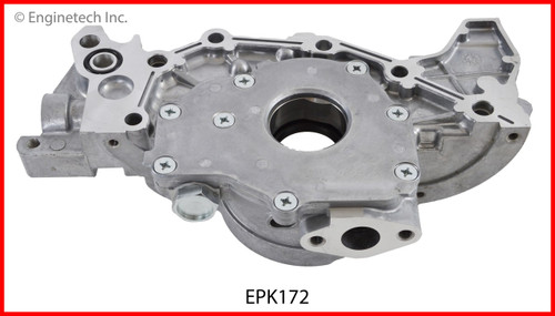 2009 Mitsubishi Eclipse 3.8L Engine Oil Pump EPK172 -23