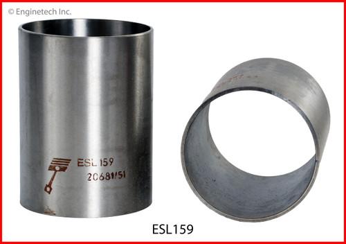 1985 Buick Century 2.5L Engine Cylinder Liner ESL159 -1383